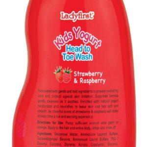 Ladyfirst Kids Yogurt Head To Toe