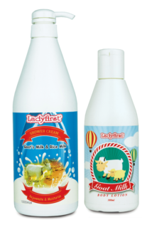 Ladyfirst Shower Cream