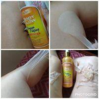 STE Body Glow Orange